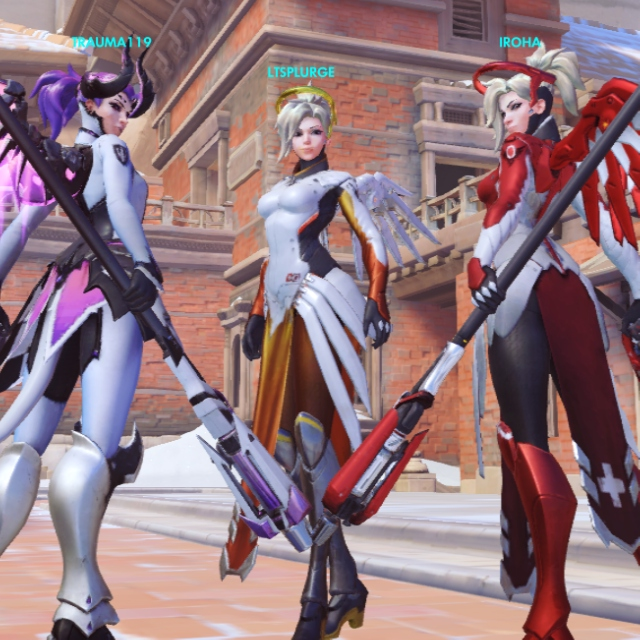 mercy's mixtape