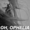 character playlists: ophelia
