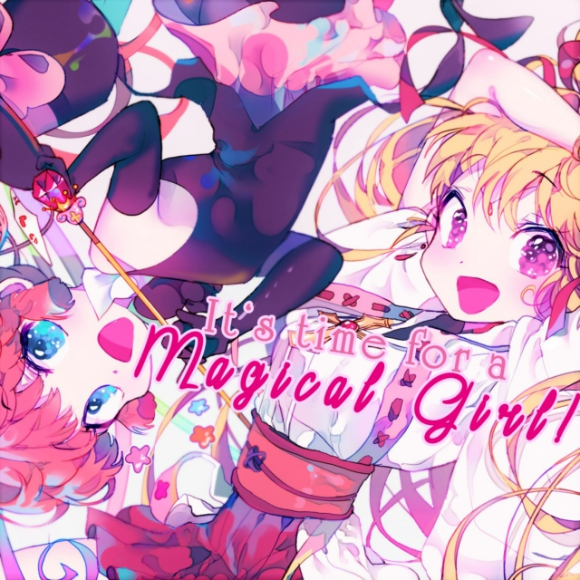 ♥ It's time for a magical Girl ♥