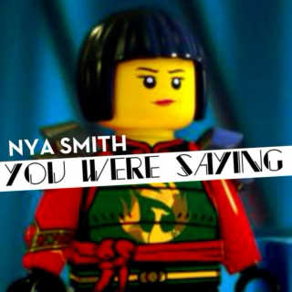 Nya Smith's EP: You Were Saying