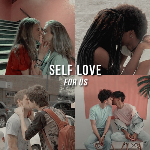 self love for us.