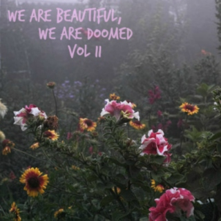 We Are Beautiful, We Are Doomed Vol II
