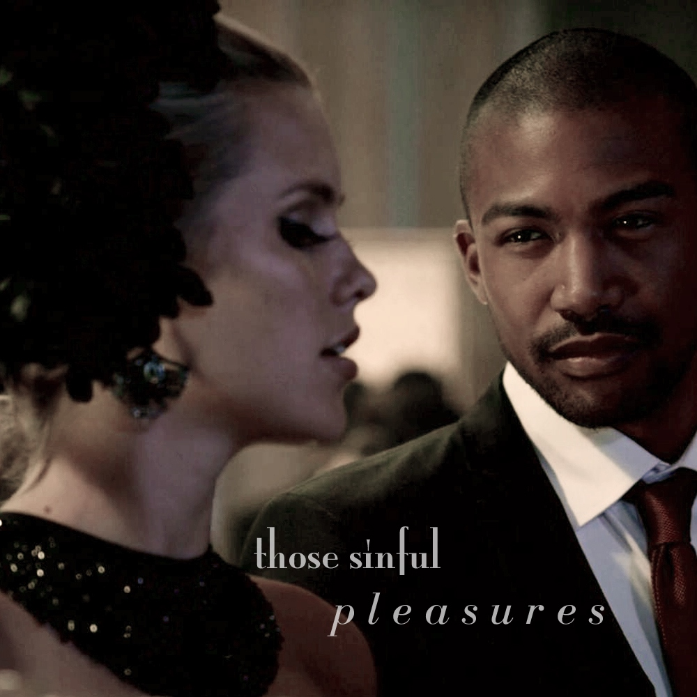 Image result for rebekah mikaelson and marcel