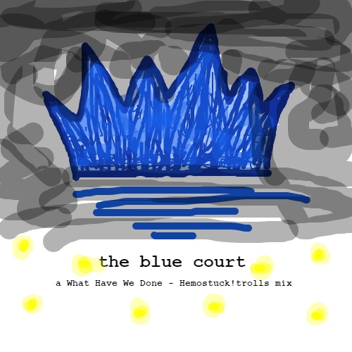 the blue court: a whwd mix