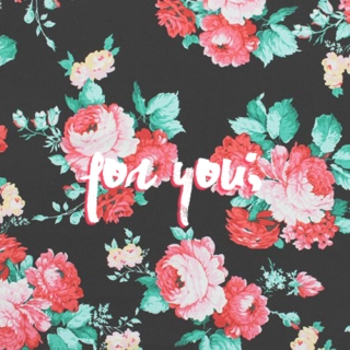 for you;