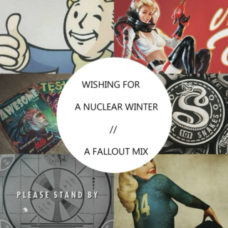 Wishing For A Nuclear Winter