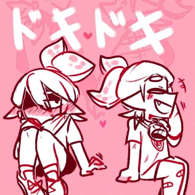 Kelust Mix: ドキ♡ドキ I hated you but now I love you