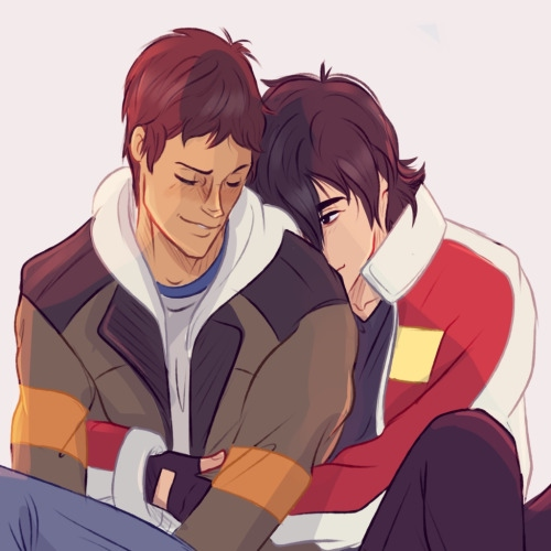 Keith and Lance