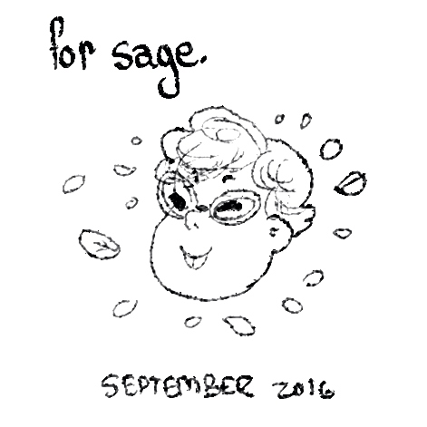 for sage.