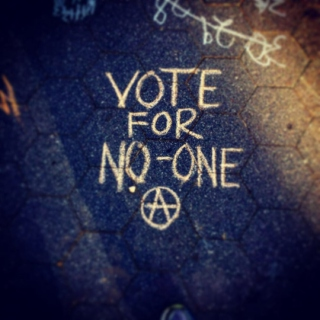 vote for no-one
