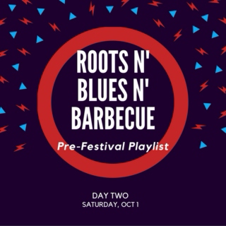 Roots n' Blue n' Barbecue - Day 2