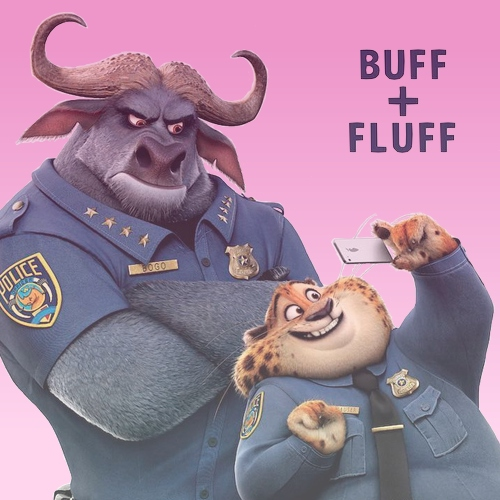 Buff and Fluff
