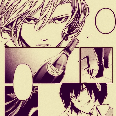 drowning in alcohol // soukoku