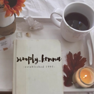 Autumn Playlist (Simply Kenna)