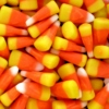 candy corn crock