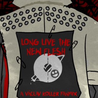 long live the new flesh: a václav koller fanmix