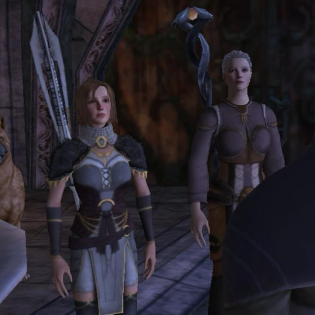 Place For Us- A Dragon Age Mages Mix
