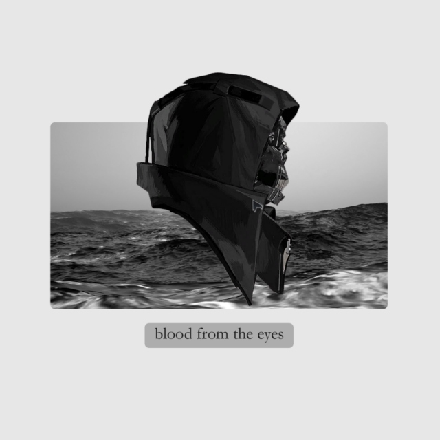 blood from the eyes