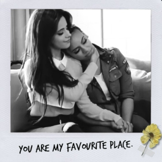 you are my favourite place