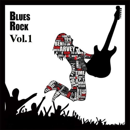 Nothing But The Blues Rock - Vol.1