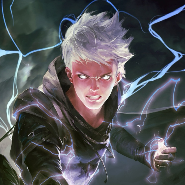 Boy of Lightning