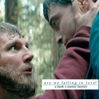 are we falling in love? [a swiss army man fanmix]