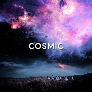cosmic night