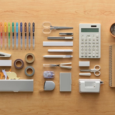 minimalist stationary galore