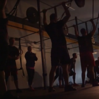 Crossfit Hubtown Truro Nova Scotia Rock Mix