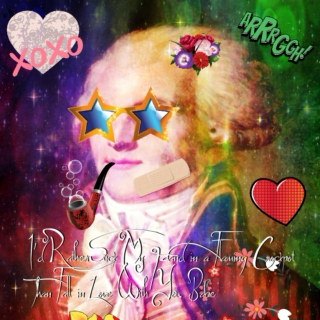 I'd Rather Stick My Hand In a Flaming Crockpot Than Fall in Love With You, Babe: A Napoléon Bonaparte/Maximilien Robespierre Crackmix