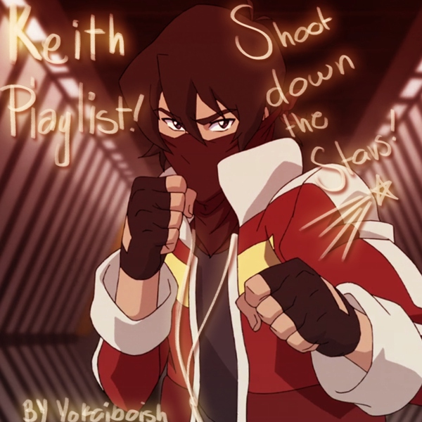 Shoot down the stars Keith!