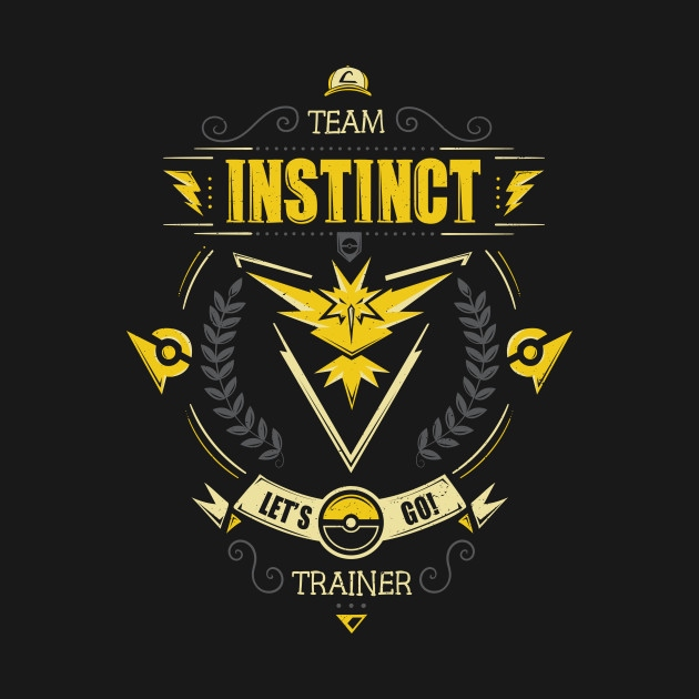 Team Instinct: Have No Rival