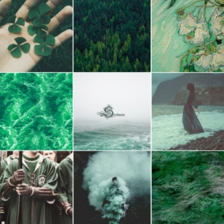 their ends; slytherin