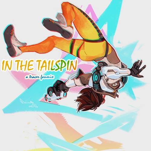 IN THE TAILSPIN ☆彡✈