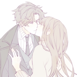 for your eyes only [jumin's good ending]
