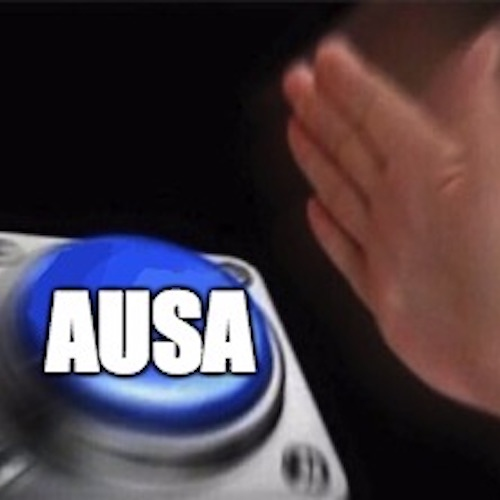 DICKS OUT FOR AUSA
