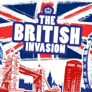 The British Invasion!