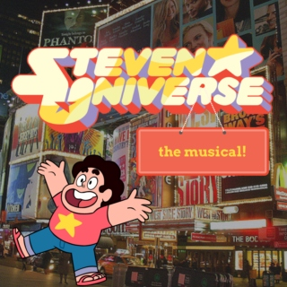steven universe: the musical!