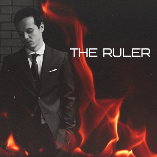 Jim Moriarty | The ruler | pt.2