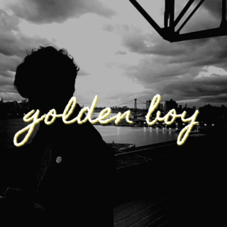 golden boy.