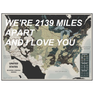 far far away; 2139 miles away, to be exact