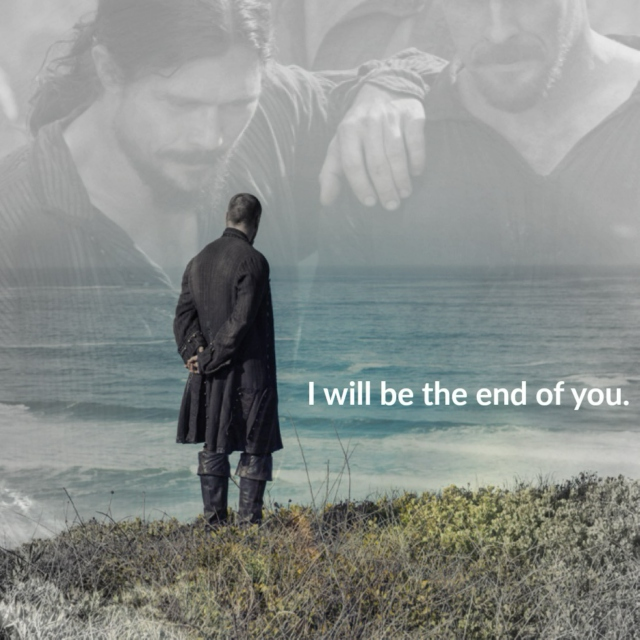 I will be the end of you
