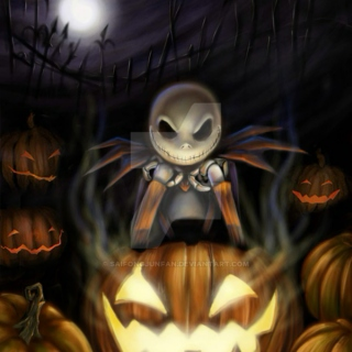 Everybody hail to the Pumpking King, now!