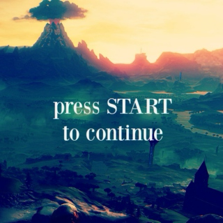 press START to continue