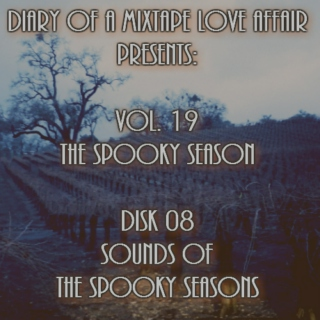 292: Sounds of The Spooky Season [Vol. 19 - The Spooky Season - Disk 08]