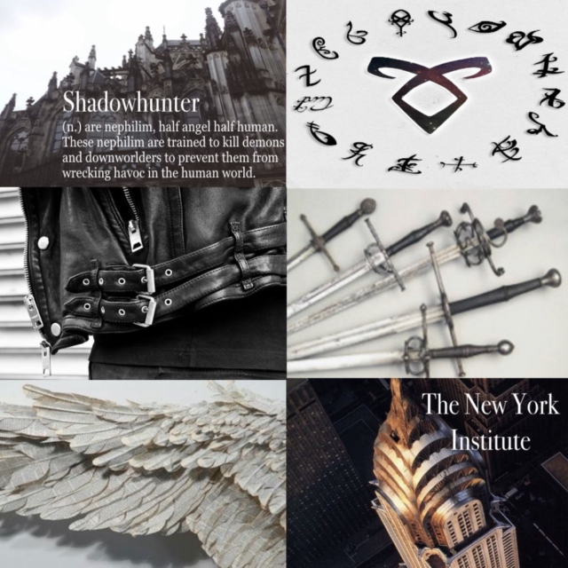 A story of Lightwoods, Herondales, Fairchilds & Morgensterns.