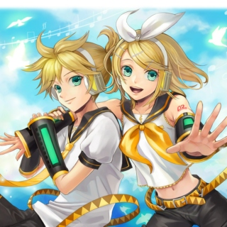 The Kagamine Collection