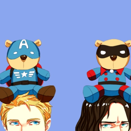 For the Steve to my Bucky