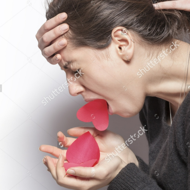 tfw u unconditionally love everyone even when theyre mean