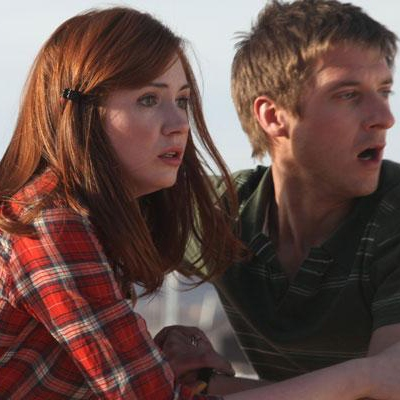 The Family That Waited -- Amy, Rory, and River